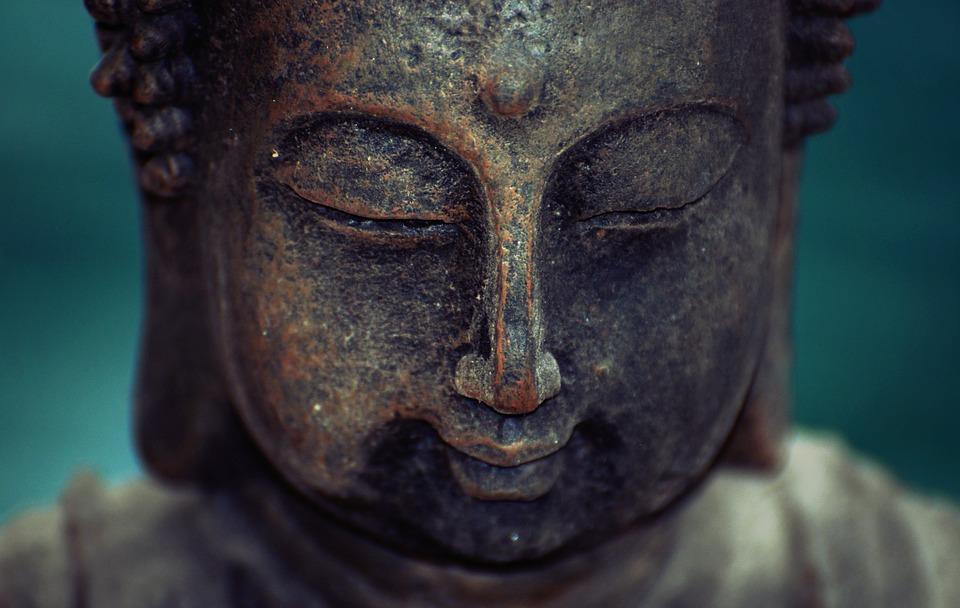 Buddha zen meditation